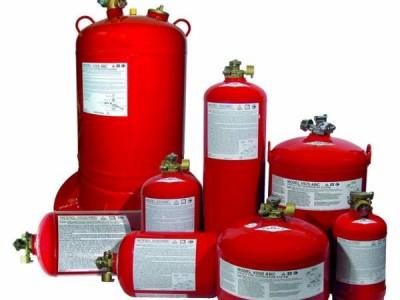 Перезарядка модулей газового пожаротушения